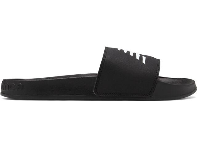 bb7f030e72d6 New Balance SMF200 D Sandals Unisex black white at Addnature.co.uk